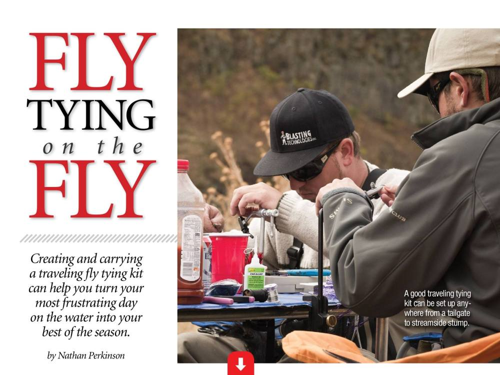 American Angler_July August 2014