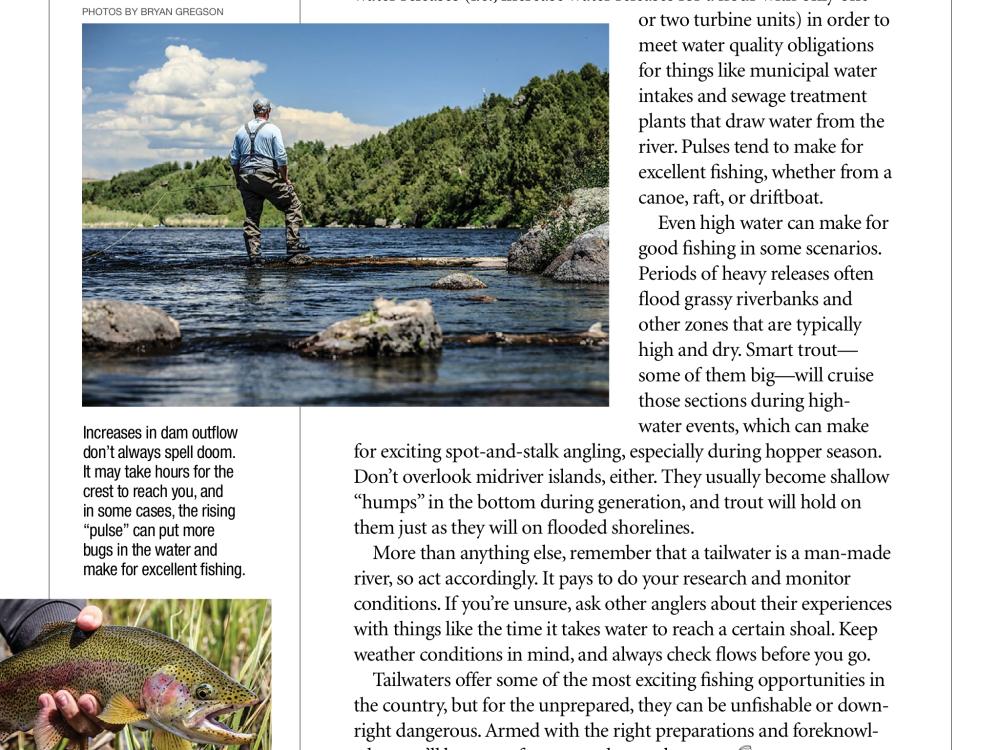American Angler_Janurary 2015
