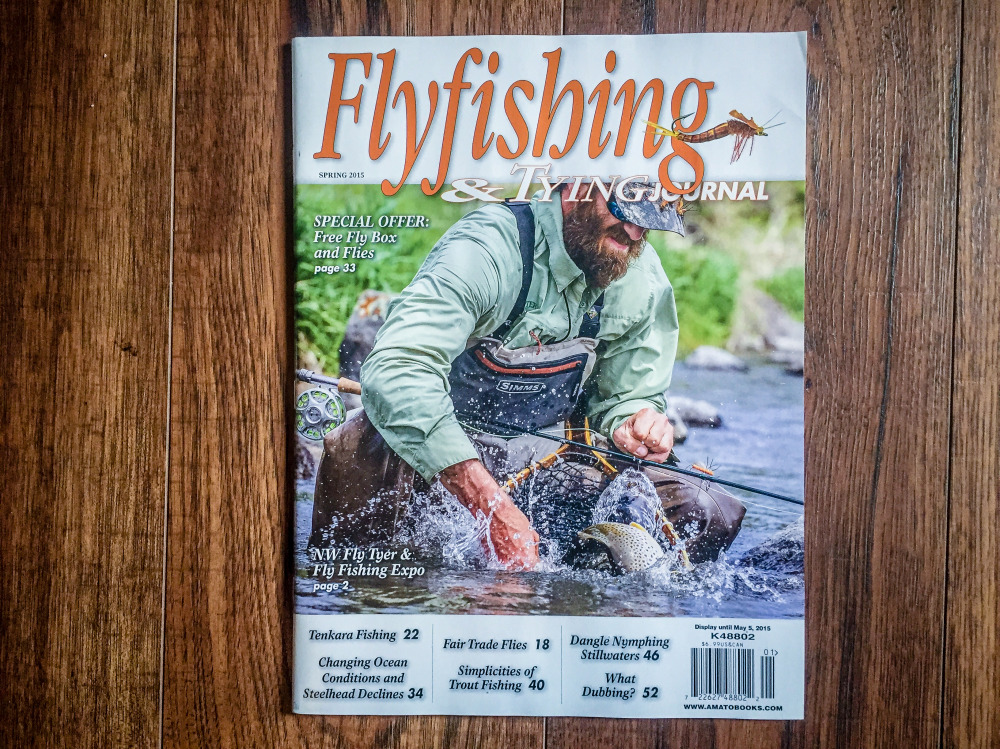 Fly Fishing And Tying Magazine_Spring 2015-3